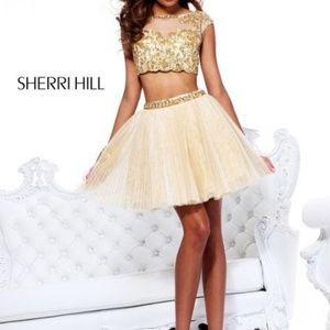 Sherri Hill Two Piece Skirt Set 4